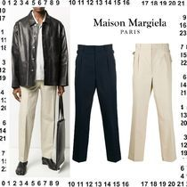 This is a Maison Margiela 2020 SS Pants (S50KA0506S52647) of Maison Margiela. Luxury Handbags, Margiela, Branding Design, Harem Pants, Luxury Fashion, Ss, Beige, Brand New, Clothes
