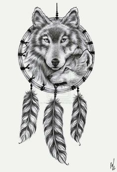 wolf tattoo designs forearm