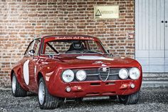 The ex-Autodelta,1970 Alfa Romeo 2000 GTAm Competition Coupé  Chassis no. AR1531034 Engine no. AR 68565