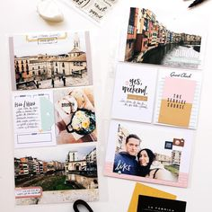 """272 Me gusta, 14 comentarios - Marta (@martualterada) en Instagram: """"Little adventure documented! ☂️ Feliz lunes! #projectlife #pocketscrapbooking #memorykeeping…"""""""