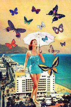 Petaloudes via Eugenia Loli Collage. Click on the image to see more!