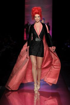 Jean Paul Gaultier haute couture 2012 | Redesign to World