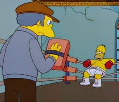 """Martial arts training humor  """"First day back at training after a week of post-fight binge-eating..."""""""