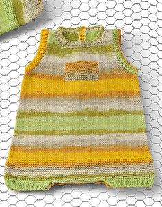 Book Baby 76 Spring / Summer | 31: Baby Rompers | Yellow green-Stone grey-Orange