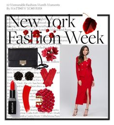"""""""#newyorkfashion"""" by selmiravehabovicc ❤ liked on Polyvore featuring Jimmy Choo, Chanel, Erica Lyons and Gizelle Renee"""