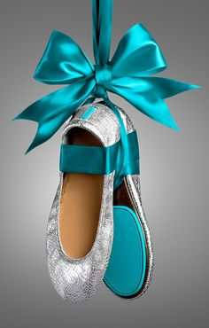 Silver Screen Tieks - the shoe on everyone's list! | Tieks Ballet Flats