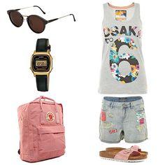 Sommer Look für Damen