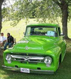 50Dodge Memorial 076 by Mel ( RiderBlues ), via Flickr My Dream Car, Dream Cars, Chevrolet Apache, Ford Mustang, Memories, Vehicles, People, Paint, Aircraft