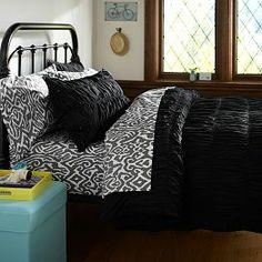 Girls Dorm Duvet Covers  Dorm Room Bedding for Girls | PBteen