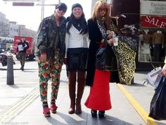Carou LLou in Seoul - Street style in Itaewon - more South Korea photography : http://CarouLLou.com