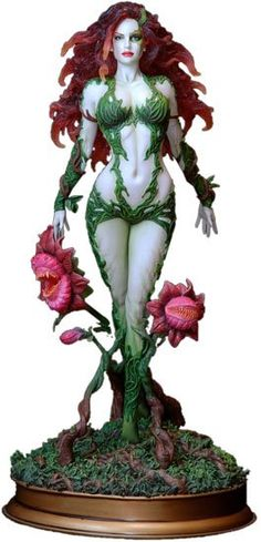 DC Comics Fantasy Figure Gallery Statue 1/6 Poison Ivy (Luis Rojo) Web Exclusive…