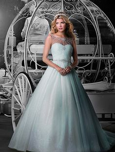 Spectacular Look like a Disney princess on your wedding day with these fairy tale dresses