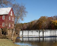 Starrs Mill In Fayette County GA I Love Sitting Out This Park And