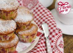 #Muffin con wafer e cioccolato bianco: è arrivata l'ora della #merenda!  Clicca e scopri la ricetta...