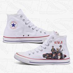 Womens Custom Shoes - Converse All Star Chuck Taylors  01b579d828