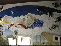 I took a class with this guy today :) Albuquerque Fresco - Buon Fresco Painting