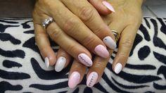 #nail #art #baby pink #nails
