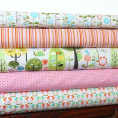 baby girl fabric - reasonably priced flannel as well