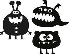 Monstertjes voor het monsterfeestje van Rhune