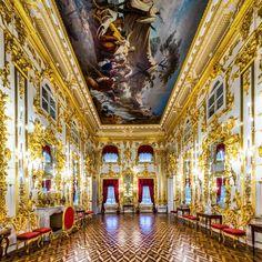 Fantastic Peterhof Palace!!!