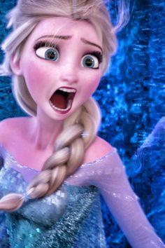 """You're not SAFE here!!!...."" • Queen Elsa"