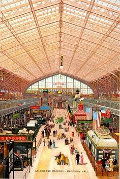 World's Fair 1889 Paris by worldexpoblog.com, via Flickr