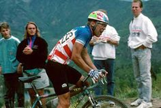 1990 - The first carbon Yeti, the C-26, is raced by Tomac and Furtado. The mighty Tomes rode this model to a 6th place finish in the 1990 World Championships in Durango even after getting a flat tire.