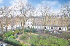Bryanston Square - Cottie's house in London