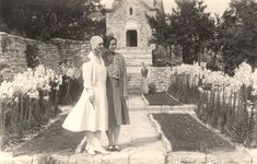Princess Ileana of Romania Gallery / Queen Marie and Princess Ileana at Stella Maris, Balcic Postcard Romanian Royal Family, Empire, Seaside Garden, Love And Lust, Herzog, Kaiser, Ferdinand, Tiaras And Crowns, Queen Victoria