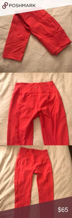 Lululemon Pants Lululemon Pants in perfect condition! 7/8 length All The Right Places Pant lululemon athletica Pants