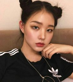 Jolie Asiatique, Asian Makeup, Korean Makeup, Korean Beauty, Le Jolie,  Ulzzang a3a50336ea