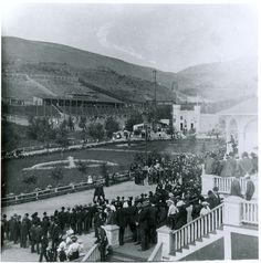 Columbia Gardens, Butte, Montana (c. 1905) by Butte-Silver Bow Public Library, via Flickr