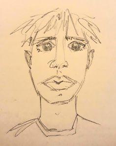 Big Boy #drawing #draw #dessin #crayongris #defawa