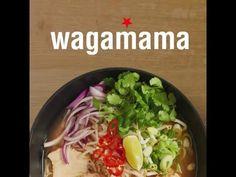 Wagamama's Menu: Chilli Chicken Ramen recipe