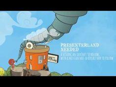 """""""Ode to Prezi"""": A creative Prezi designed by Presentation Studio"""