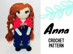 Amigurumi Frozen : Pin by ngọc on girl and pet crochet everything lovely