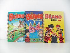 Beano notebook 1996