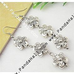 Handmade Acrylic Earrings