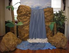 waterfall paper marche - Google Search