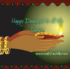 Diwali Greetings, Wishes and Diwali Quotes Cathy