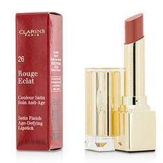 Rouge Eclat Satin Finish Age Defying Lipstick - # 26 Rose Praline 3g/0.1oz