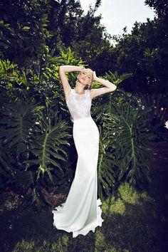 Riki Dalal 2014 Wedding Dress Collection | Sheer Sexy Wedding Dresses | Bridal Musings Wedding Blog 3
