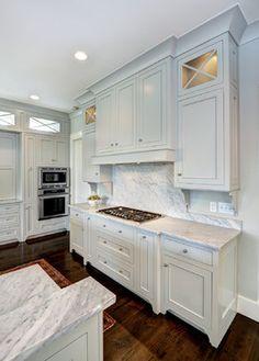 Best Cabinet Paint Color Is Benjamin Moore Smoke Embers 400 x 300