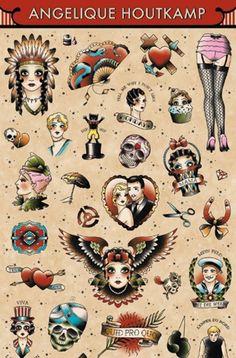 Angelique Houtkamp poster!
