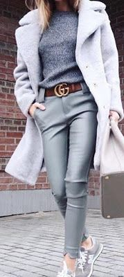 43+ Outfit for Fall/Winter - Style Spacez