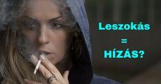 Mire számíthatsz, ha leszoksz a cigiről?   Fogyókúra DETOX