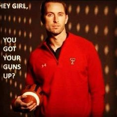Coach Kliff Kingsbury #TTAA #SupportTradition