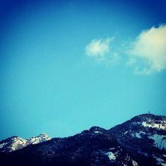 #winter #mountain