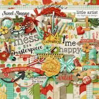 {Little Artist} Digital Scrapbook Kit by Digilicious Design http://www.sweetshoppedesigns.com/sweetshoppe/product.php?productid=31636&cat=769&page=2 #digiscrap #digitalscrapbooking #digiliciousdesign #littleartist