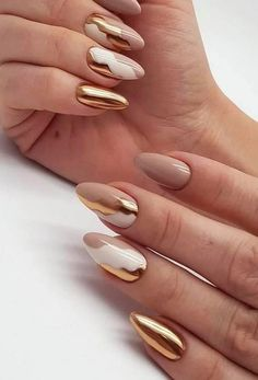 Chic Nails, Stylish Nails, Trendy Nails, Nagellack Design, Minimalist Nails, Neutral Nails, Dream Nails, Cute Acrylic Nails, Nagel Gel